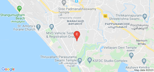 National College of Arts & Science, National Nagar Road, Kallattumukku, Manacaud, Thiruvananthapuram, Kerala, India