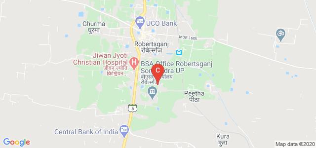 Jai Maa Bhagwati Sonanchal P.G. College, Pushuli, Robertsganj, Sonebhadra, Uttar Pradesh, India
