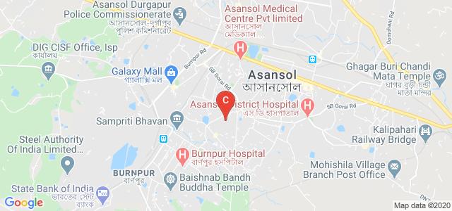 Bidhan Chandra College in burnpur, Burnpur, Asansol, West Bengal, India