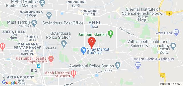 Government PG College, BHEL, Mahatma Gandhi Square, Sector A, Berkheda, Bhopal, Madhya Pradesh, India