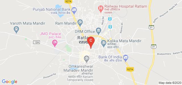 College Road, Shastri Nagar, Ratlam, Madhya Pradesh 457001, India
