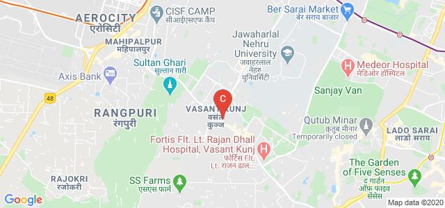 Jagannath International Management School (JIMS) Vasant Kunj, Masudpur Village, Sector B, Vasant Kunj, New Delhi, Delhi, India