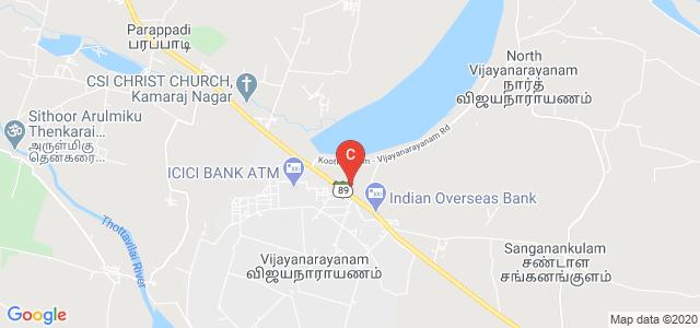 RECT Polytechnic College, State Highway 89, Vijayanarayanam, Tirunelveli, Tamil Nadu, India