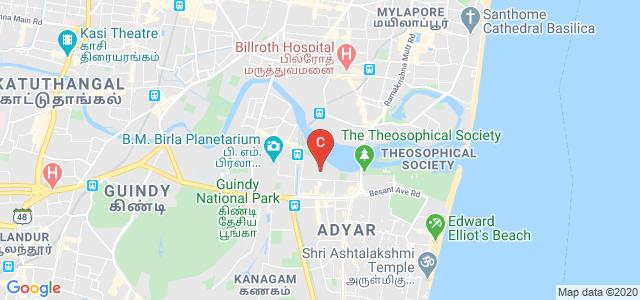 Kumararani Meena Muthiah College of Arts and Science, Road, Gandhi Nagar, Adyar, Chennai, Tamil Nadu, India