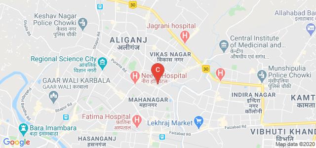 Hewett Polytechnic, Dandiya Bazar, Vishnupuri, Lucknow, Uttar Pradesh, India