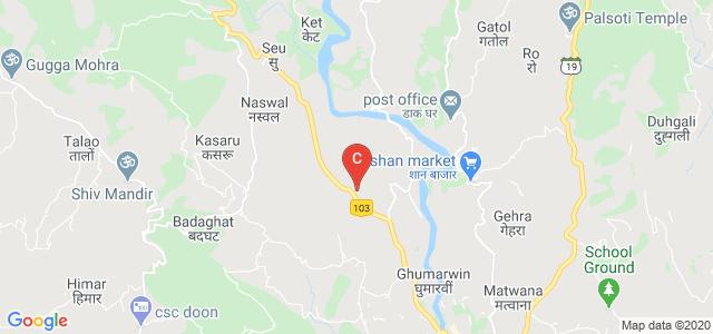 Swami Vivekanand Government College, Shimla-Kangra Road, Ghumarwin, Himachal Pradesh, India