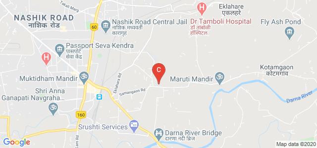 Government Polytechnic Nashik, Samangaon Road, Nashik Road, Nashik, Maharashtra, India
