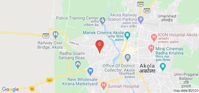 Shankarlal Khandelwal Arts, Science And Commerce College, Ganesh Nagar, Old City, Akola, Maharashtra, India