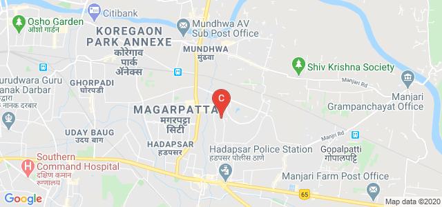 IBS Business School - Pune, Amanora Park Town, Hadapsar, Pune, Maharashtra, India