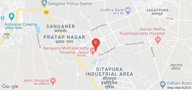 Rajasthan University of Health Sciences, Sector 11, Pratap Nagar, Jaipur, Rajasthan, India