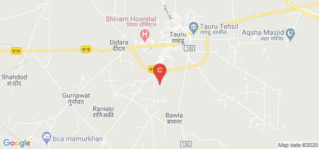 Hardwari Lal Govt. College, Bawla, Haryana, India