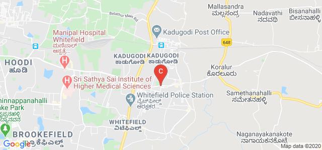 MVJ College of Engineering, 3G Homes Crimson Layout, Kadugodi, Bangalore, Karnataka, India