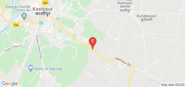 Radhey Hari Govt. Post Graduate College, Kashipur, Kashipur, Uttarakhand, India
