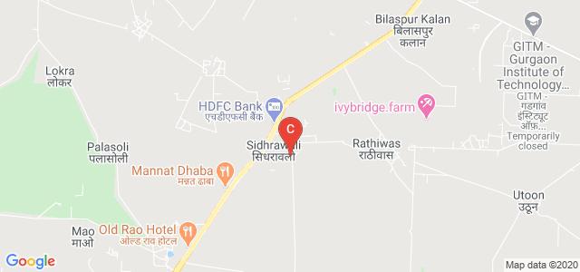 Government College, NH 8, Sidhrawali, Haryana, India