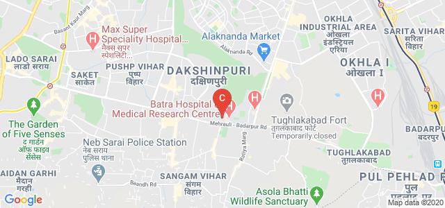 NDIM - New Delhi Institute of Management, Tughlakabad Institutional Area, Vayusenabad, New Delhi, Delhi, India