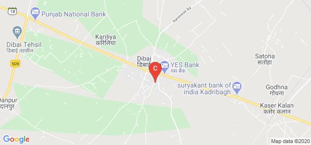 SSD Kanya Degree College Dibai, Dibai, Uttar Pradesh, India