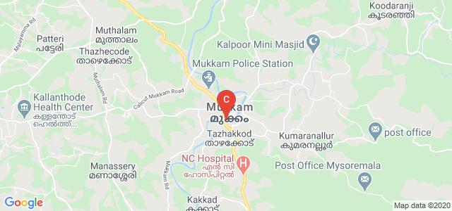 Mohammed Abdurahiman Memorial Orphanage College, Mukkam, Kerala, India