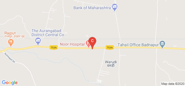 Indian Institute Of Medical Science And Research, Nagpur - Aurangabad - Mumbai Highway, Warudi, Jalna, Maharashtra, India