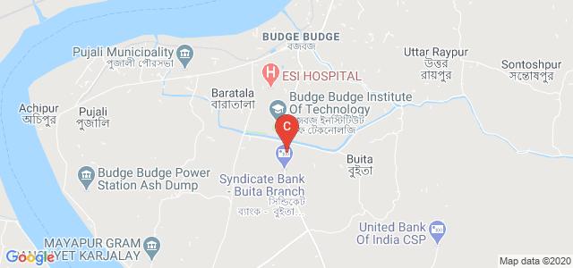 Jagannath Gupta Institute of Medical Sciences & Hospital, Nishchintapur, Hasnecha, Kolkata, West Bengal, India