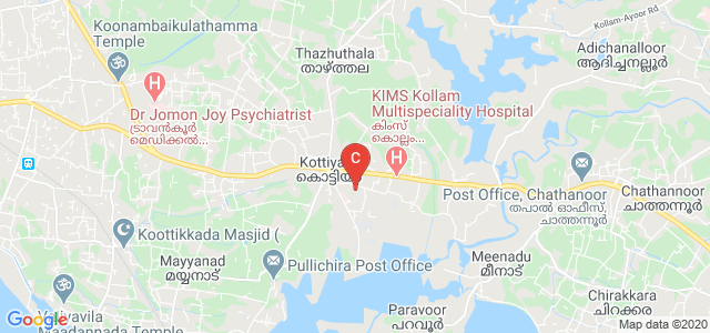 Holy Cross College of Nursing, Kollam, Kerala, India
