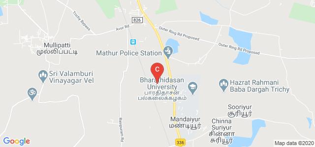 Pavendar Bharathidasan College of Arts and Science, Mathur, Mandaiyur, Tamil Nadu, India