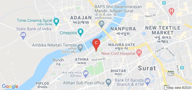 Athwalines, Surat, Gujarat, India