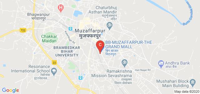 MDDM College, Club Road, Amir Khusru Colony, Mithanpura, Muzaffarpur, Bihar, India