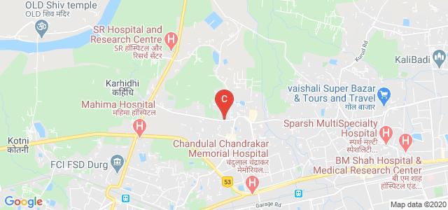 Shri Shankaracharya Mahavidyalaya,Junwani, Junwani, Smriti Nagar, Bhilai, Chhattisgarh, India