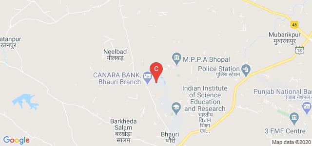School of Planning and Architecture, Bhopal, Near IISER Institute, Neelbad Road, Bhauri, Madhya Pradesh, India