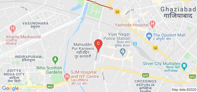 Santosh Dental College, Sector 12, Block H, Pratap Vihar, Ghaziabad, Uttar Pradesh, India