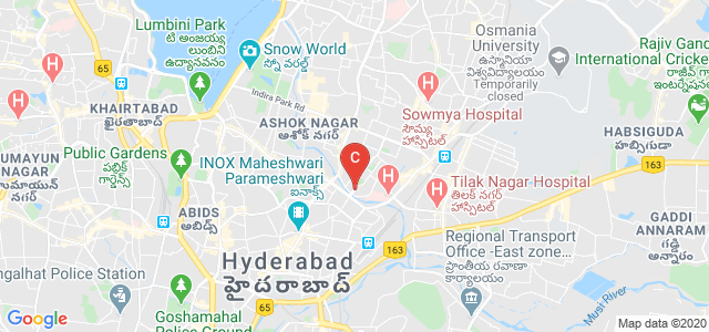 Baghlingampally Bus Stop, New Nallakunta, Hyderabad, Telangana, India