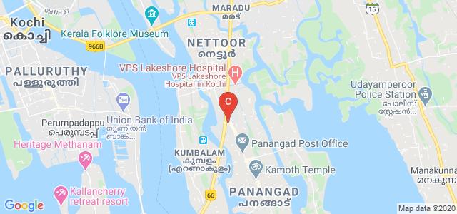 Kerala University of Fisheries and Ocean Studies, Panangad Road, Madavana, Junction, Kochi, Kerala, India