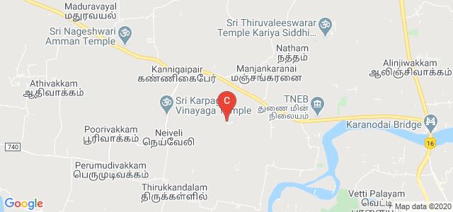 J.N.N Institute of Engineering, Tiruvallur, Tamil Nadu, India