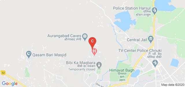 Government Institute of Forensic Science, Nipatniranjan Nagar, Caves Road, Dr Babasaheb Ambedkar Marathwada University Campus, Aurangabad, Maharashtra, India