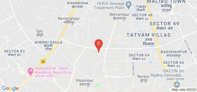 Suraj PG Degree College, Sector -75 Gurugram, Southern Peripheral Road, Darbaripur, Sector 75, Gurugram, Haryana, India
