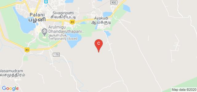 Palani, Tamil Nadu 624601, India
