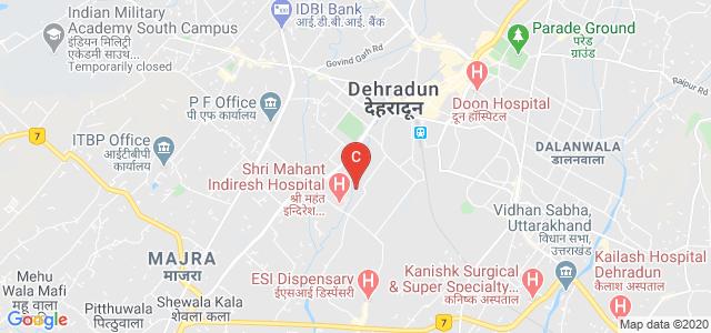 Hemwati Nandan Bahuguna Uttarakhand Medical Education University, Dehrakhas, Patel Nagar, Dehradun, Uttarakhand, India
