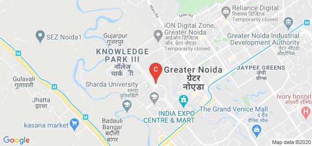 Trinity Institute of Innovations in Professional Studies, Knowledge Park III, Greater Noida, Uttar Pradesh, India