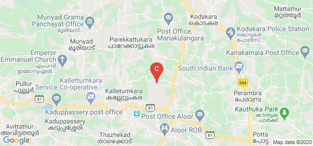 Sahrdaya College of Advanced Studies, Thrissur, Kerala, India