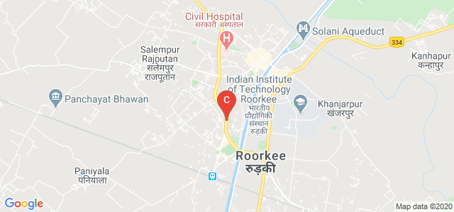B.S.M. PG College Roorkee, Chow Mandi, Ganesh Pur, Roorkee, Uttarakhand, India