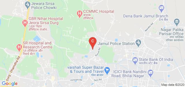 Rungta College Bhilai, Rungta Road, Kohka, Bhilai, Chhattisgarh, India