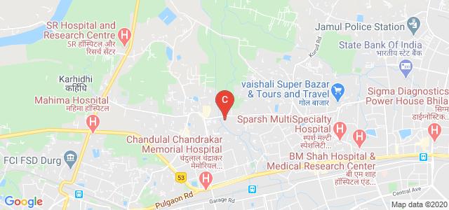MJ College, Ayyappa Nagar, Bhilai, Chhattisgarh, India