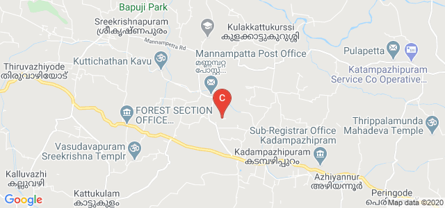 V.T.B College, Mannampatta, Kadampazhipuram, Kerala, India