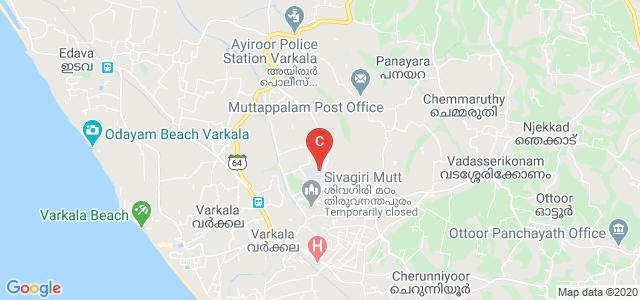 Sree Narayana College Sivagiri Varkala, Thiruvananthapuram, Kerala, India
