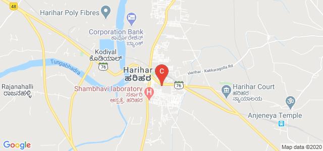 SJVP College, Harihar, Karnataka, India