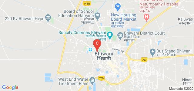 Vaish College Bhiwani, Krishna Colony, Bhiwani, Haryana, India