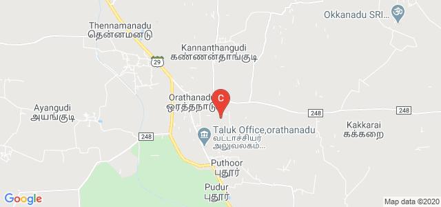 Veterinary College and Research Institute Main Campus, Main Road, Orathanadu, Tamil Nadu, India