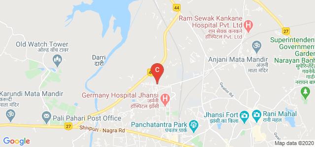 Shri Guru Hari Kishan College, Brahma Nagar Colony, Jhansi, Uttar Pradesh, India