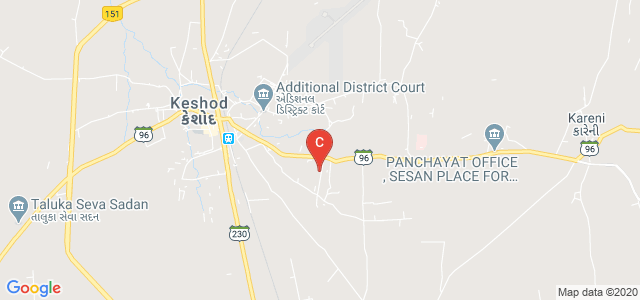 Rayaka Nagar, Government Staff Quarter, Keshod, Gujarat 362220, India