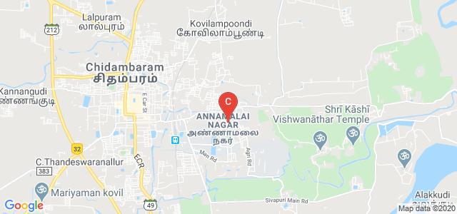 Rajah Muthiah Medical College, Annamalai Nagar, C.Kothangudi, Tamil Nadu, India